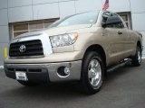 2008 Desert Sand Mica Toyota Tundra SR5 TRD Double Cab #26549090
