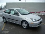 2003 CD Silver Metallic Ford Focus ZX3 Coupe #26549422