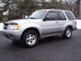 2001 Silver Frost Metallic Ford Explorer Sport 4x4 #26549261