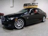 2007 Black Sapphire Metallic BMW 3 Series 328i Coupe #26549111