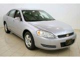 2006 Glacier Blue Metallic Chevrolet Impala LT #26549438