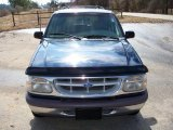 1997 Dark Lapis Metallic Ford Explorer XLT #26549464