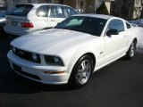 2005 Performance White Ford Mustang GT Premium Coupe #2644298