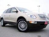 2009 Gold Mist Metallic Buick Enclave CXL #26549005