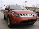 2005 Sunlit Copper Metallic Nissan Murano SL AWD #26549506