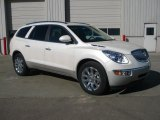 2010 White Diamond Tricoat Buick Enclave CXL AWD #26549034