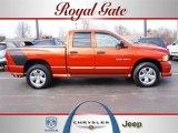 2005 Go ManGo! Dodge Ram 1500 SLT Daytona Quad Cab 4x4 #26549037