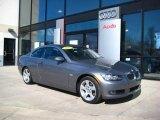 2007 Sparkling Graphite Metallic BMW 3 Series 328xi Coupe #26549174