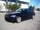 2010 Black Sapphire Metallic BMW 3 Series 335i Coupe #26549175