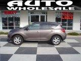 2009 Tinted Bronze Metallic Nissan Murano S AWD #26595575