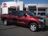 2008 Salsa Red Pearl Toyota Tundra SR5 CrewMax 4x4 #26594885