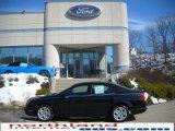 2010 Tuxedo Black Metallic Ford Fusion SE #26595022