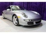 2007 Arctic Silver Metallic Porsche 911 Carrera S Coupe #26595439