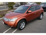 2004 Sunlit Copper Metallic Nissan Murano SL AWD #26595454