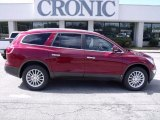 2010 Red Jewel Tintcoat Buick Enclave CXL #26595366