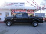 2003 Black Ford F250 Super Duty FX4 SuperCab 4x4 #26595462