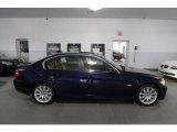 2006 Monaco Blue Metallic BMW 3 Series 330i Sedan #26595063