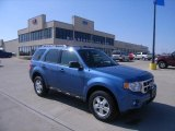 2009 Sport Blue Metallic Ford Escape XLT V6 4WD #26595814