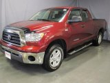 2007 Salsa Red Pearl Toyota Tundra SR5 Double Cab 4x4 #26595532