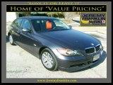 2005 Sparkling Graphite Metallic BMW 3 Series 325i Sedan #26672931