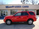 2009 Sangria Red Metallic Ford Escape XLT V6 4WD #26673234