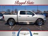 2009 Light Graystone Pearl Dodge Ram 1500 Big Horn Edition Crew Cab 4x4 #26672841