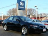 2005 Nighthawk Black Pearl Acura TSX Sedan #2662484