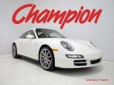 2007 Carrara White Porsche 911 Targa 4 #26672858