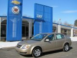 2007 Sandstone Metallic Chevrolet Cobalt LT Sedan #26672999