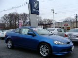 2006 Vivid Blue Pearl Acura RSX Sports Coupe #2662474