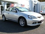 2006 Alabaster Silver Metallic Acura RSX Sports Coupe #2662391