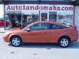 2007 Sunburst Orange Metallic Chevrolet Cobalt LS Coupe #26673170