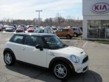 2007 Pepper White Mini Cooper S Hardtop #26673313