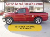 2006 Flame Red Dodge Ram 1500 ST Regular Cab #26673173