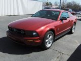 2007 Redfire Metallic Ford Mustang V6 Premium Coupe #26672892