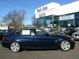 2006 Monaco Blue Metallic BMW 3 Series 325i Sedan #2662415