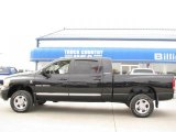 2006 Dodge Ram 3500 Laramie Mega Cab 4x4 Data, Info and Specs