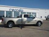 2010 Light Graystone Pearl Dodge Ram 3500 Big Horn Edition Crew Cab Dually #26673062