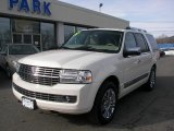 2007 White Chocolate Tri-Coat Lincoln Navigator Ultimate 4x4 #26673074