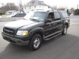 2002 Aspen Green Metallic Ford Explorer Sport Trac 4x4 #26673520