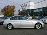 2008 Titanium Silver Metallic BMW 3 Series 328i Sedan #2662406