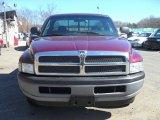 2001 Dark Garnet Red Pearl Dodge Ram 1500 ST Regular Cab #26743997
