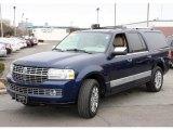 2007 Dark Blue Pearl Metallic Lincoln Navigator L Luxury 4x4 #26743853