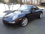 2007 Midnight Blue Metallic Porsche 911 Carrera 4 Cabriolet #26743880