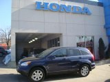 2007 Royal Blue Pearl Honda CR-V EX-L 4WD #26743924