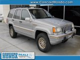 1994 Jeep Grand Cherokee Taupe Frost Metallic