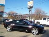 2010 Black Chevrolet Camaro LT Coupe #26778018