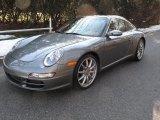 2007 Meteor Grey Metallic Porsche 911 Targa 4S #26778020
