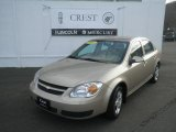 2007 Sandstone Metallic Chevrolet Cobalt LT Sedan #26777892