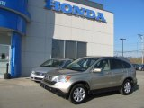 2007 Borrego Beige Metallic Honda CR-V EX-L 4WD #26777917